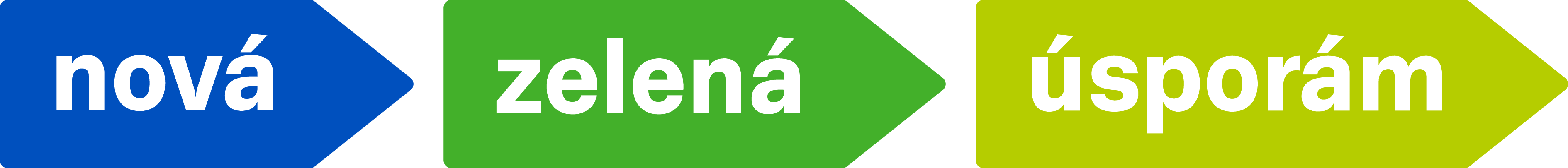 Nová zelená úsporám