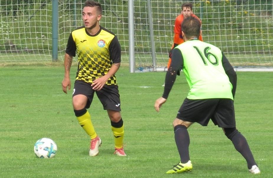 FK Spartak Kaplice fotbal